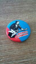 Michael Schenker MSG SMALL LITTLE BUTTON music metal hardrock logo