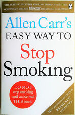 EASY WAY TO STOP SMOKING Allen Carr (2015) NEW BOOK - CHEAP POST Alan Quit Carrs