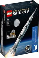 LEGO IDEAS 21309 SATURN V APOLLO NASA NUOVO NEW