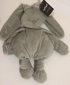 Bnwt Nattou Bunny Comforter