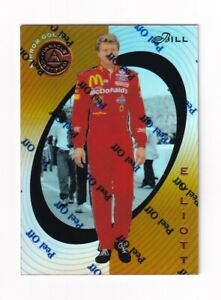 1997 Pinnacle Certified MIRROR GOLD #7 Bill Elliott SUPER SCARCE