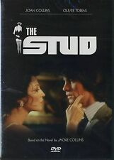 BRAND NEW DVD //  THE STUD // Joan Collins, Oliver Tobias,// JACKIE COLLINS
