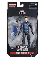 Marvel Legends! Avengers Hasbro Series 6-inch Action Figure Toy Winter Soldier