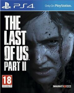 The Last of Us 2 - Part II - PS4 - Digital 📥