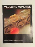Medicina Mundial Revista de Información Médica 14 Janvier 1969