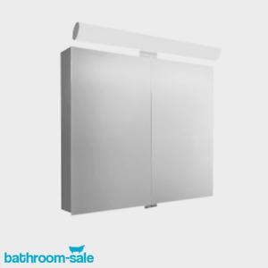 Moonlight 745mm 2 Door LED Illuminated Mirror Cabinet | RRP: £499