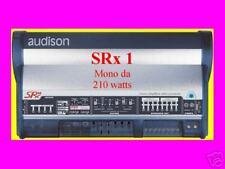 Audison SRx1 SRX 1 Amplificatore 1 canale 350 w New Gar