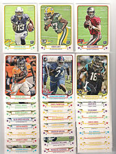 (29) 2013 TOPPS MAGIC FOOTBALL ROOKIE CARD LOT-LACY-ALLEN & MORE!!