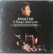 Johnny Cash - A Thing Called Love - Reel to Reel Tape