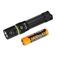 Fenix UC30-2017  Micro USB rechargeable Cree XP-L HI V3 LED flashlight