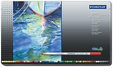 Staedtler Karat Aquarell Premium Watercolor Pencils Set of 60 Colors (125M60)