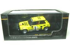 RENAULT 5 Turbo #9 Rally Monte Carlo 1982 IXO 1/43