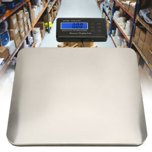 Heavy Duty Industrial Platform Digital Postal Commercial Weighing Scales 300KG