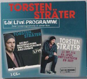 Torsten Sträter - Live-Programme - Hörbuch - sehr gut