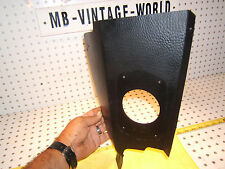 Mercedes Late W108,109 280,300SEL AC blower Right BLACK plastic OEM 1 Cover,T#2
