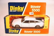 Dinky Toys 180 Rover 3500 weiß in O-Box #040