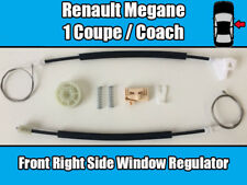 Renault Megane I Coupe / Coach Front Right Window Regulator Repair Kit