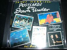 James Morrison Postcards From Down Under Rare Australian Jazz CD