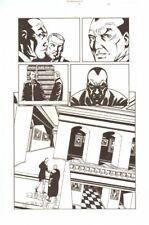 Establishment #9 p.12 - Villain - 'Walking Dead' Artist - art by Charlie Adlard Comic Art