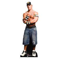 JOHN CENA WWE Wrestler Lifesize Denim CARDBOARD CUTOUT Standup Standee Poster