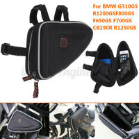 Motorcycle Frame Storage Bag For BMW G310GS R1200GS F800GS F650GS F700GS  !%