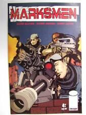 Image Comics: Marksmen #4 (of 6)