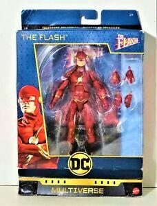DC Comics Multiverse Signature Collection John Wesley Shipp The Flash 1990's TV
