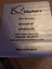 Quincy 2010345087 Replacement Filter Element, OEM Equivalent