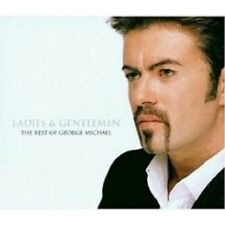"GEORGE MICHAEL ""LADIES AND GENTLEMAN THE BEST OF"" 2 CD NEW+"