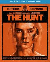 The Hunt [New Blu-ray] With DVD, 2 Pack, Digital Copy