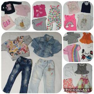 2-3 years girls hugh bundle Next GAP Joules zara summer spring (3)