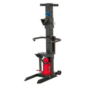 Sealey LS575VH Hydraulic Log Wood Splitter 8T Tonne 575mm Capacity Vertical Type