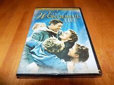 IT'S A WONDERFUL LIFE 60th Anniversary Edition James Stewart Donna Reed DVD NEW
