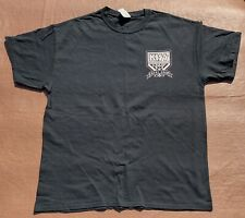 More details for original kiss current end of the road crew shirt tour t-shirt xl