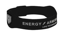 ENERGY ARMOR silicone Wristband Power Balance Energy Sleep Ion - FREE SHIPPING -