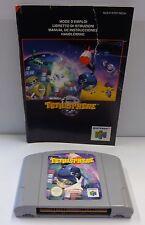 Games Gioco Game Console N64 NINTENDO 64 Play PAL NUS-006 EUR - TETRISPHERE - -