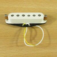 Fender American Standard Stratocaster Pickup Fender Strat Flat Pole Bridge Pup