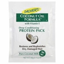 2 X Palmers Coconut Oil Formula Deep Conditioning Protein Pack 60g