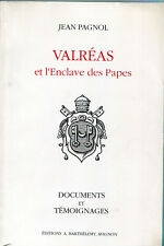 Jean Pagnol Valréas et l'enclave des papes armorial blasons généalogie
