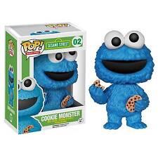 Funko Pop Vinyl Figur - Sesamstraße Cookie Monster