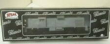 Undecorated Railroad ALCO RS3 Air Cooled Ex Diesel Loco Atlas 10001927 Silver HO