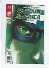 Steve Rogers Captain America #7