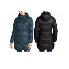 Eddie Bauer Women's Luna Peak550 Fill Down Parka Coat Jacket