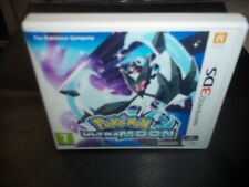 1X Replacement Nintendo 3DS Pokemon:Ultra Moon. Empty 3DS Game Case.