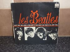 THE BEATLES 'CAN'T BUY ME LOVE' FRENCH EP ODEON SOE3750 VG+
