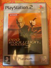 Pro Evolution Soccer 3 PES - Platinum - PS2 - Playstation 2
