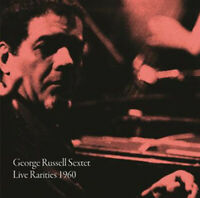 GEORGE RUSSELL SEXTET - Live Rarities 1960 vinyl lp ND005