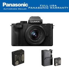 Panasonic Lumix DC-G100 Mirrorless Digital Camera with 12-32mm Lens