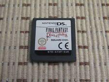 Final Fantasy Ring of Fates für Nintendo DS, DS Lite, DSi XL, 3DS ohne OVP
