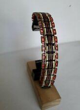 bracelet for wrist watches, soldier's handmade, 1963, USSR vintage